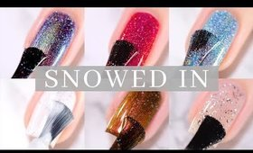 Swatches: Snowed In Collection | ILNP