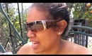 Father's Day and My missing hair flowers... My World - Vlog 06.16.13