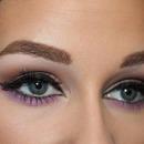 Light Bold Purple Under