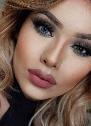 Today's makeup look! Kylie Jenner lips 💋