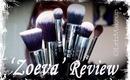 Zoeva Makeup Brushes; Show & Tell.