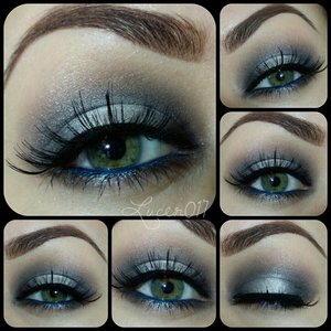 For details on this look follow my instagram @lucer017!