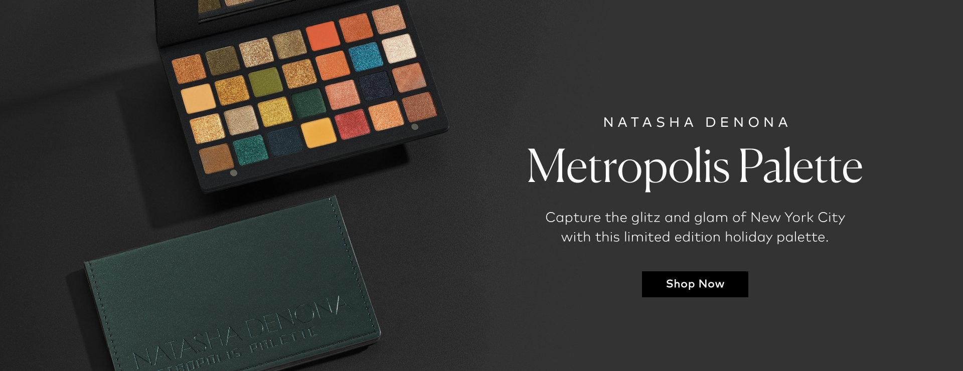 Shop Natasha Denona's Metropolis Palette on Beautylish.com