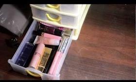 #23 My make up storage