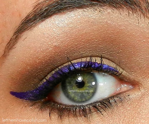 Milani Ultrafine liner in Prismatic Purple