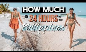 This Is How Expensive The PHILIPPINES Is (The REAL Cost For Foreigners)
