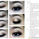 Eye Makeup (using urban decay's naked 1)