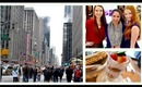 NYC Vlog! ♡ - Meetup with Beautybaby44/MissMeghanMakeup, shopping, food, & more!