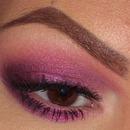 Smokey Pink Eyes