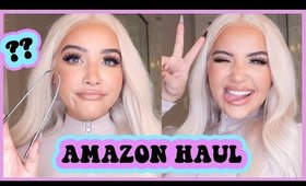 HUGE AMAZON HAUL | RANDOM THINGZ I BOUGHT LATE AT NIGHT
