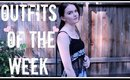 Outfits Of The Week   August 2016