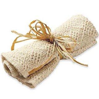 Garden Botanika Organic Cotton Washcloth
