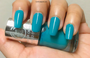 More swatches and review http://lovefornailpolish.com/the-body-shop-nail-polish-minty-amour-swatches-and-review