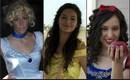 Disney Princess Makeup Tutorial!