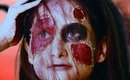 Zombie Halloween Makeup Tutorial- Be a Zombie this Halloween