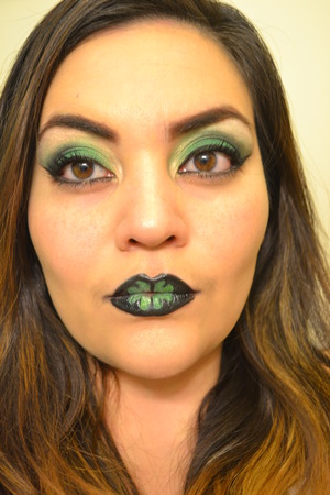 Quick look for St. Patrick's Day!