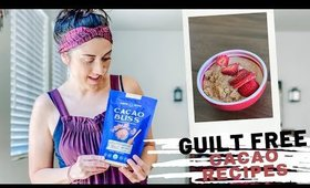 Guilt-Free Chocolate Recipes (Cacao Bliss)