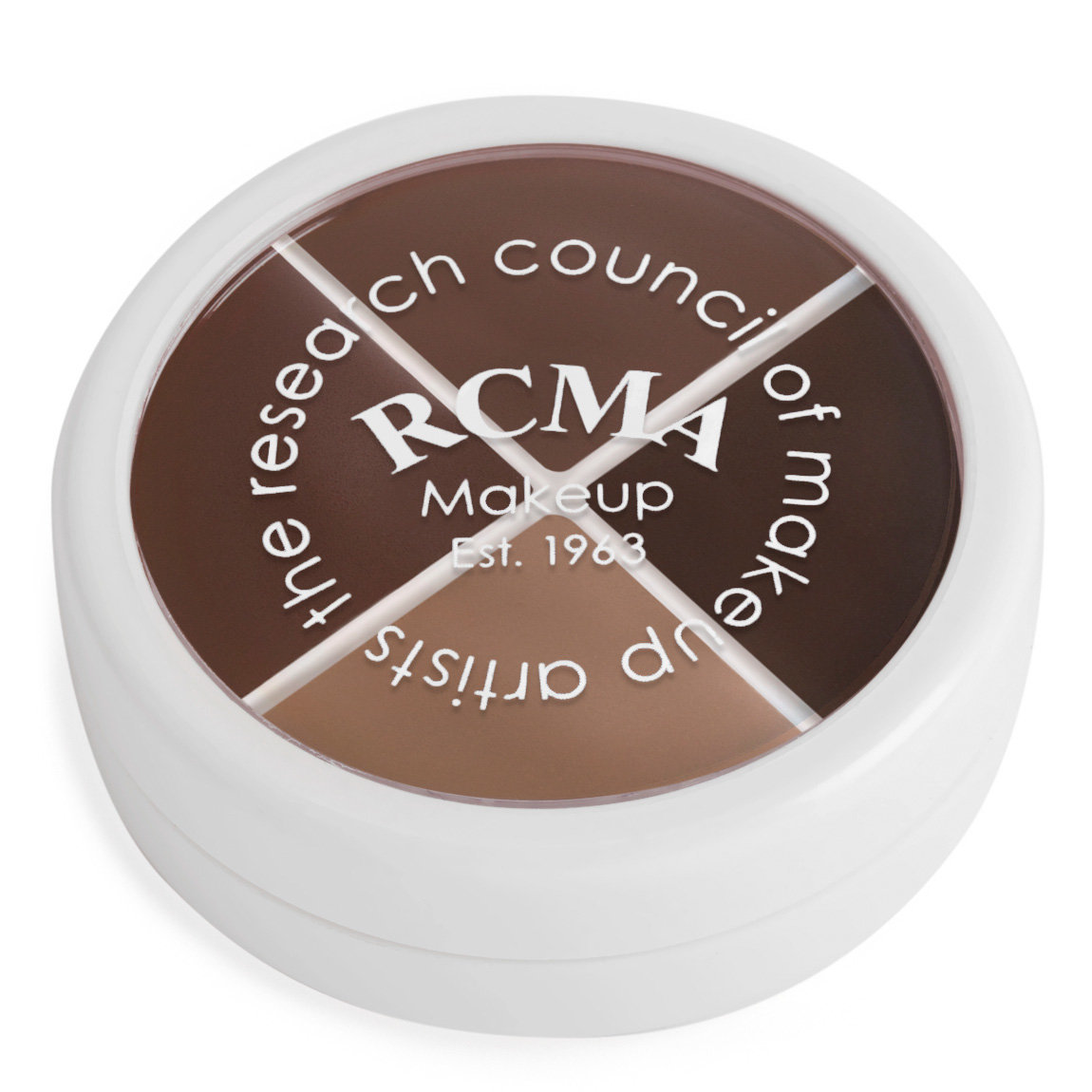 RCMA Makeup 4 Color Kit Shading