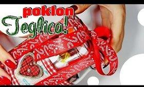 bydanijelaXmas / Poklon TEGLICA * Ideja za praznike | bydanijela.com
