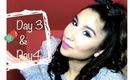 December Makeup Challenge Day 3 & 4