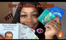 January '20 Ipsy Ultimate Unboxing