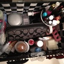 my make up basket