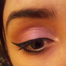 Warm Liliac Purple Eye