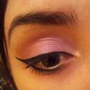 Warm Liliac Purple Eye