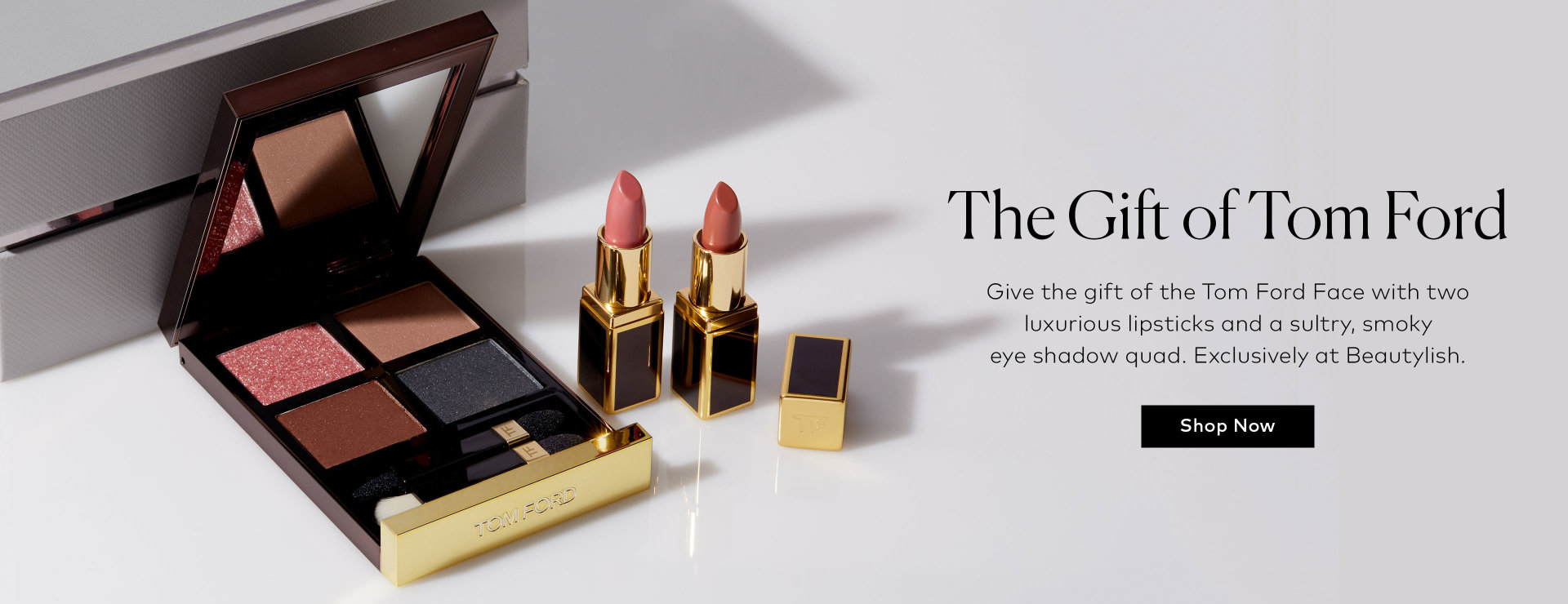 Shop the exclusive TOM FORD Collection Eye Quad & Deluxe Lip Set on Beautylish.com
