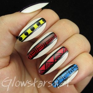 Read the blog post at http://glowstars.net/lacquer-obsession/2015/02/tribal-stripes/