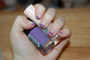 Blog post about these nails here: http://therumourmusings.blogspot.com/2011/06/nails-of-day.html
