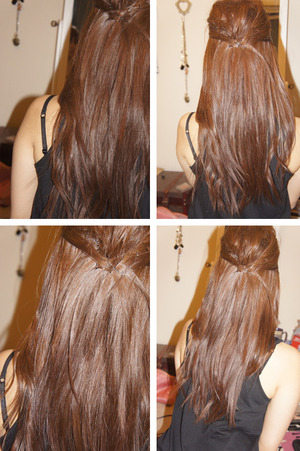 Using Kerastase Hair Products. Before and afters here: www.kakabeautyblog.com