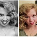 Pin curls!
