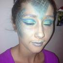 A mermaid look