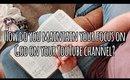 Having a God focused YouTube Channel | February Faith Q&A Part 7 | Brylan and Lisa