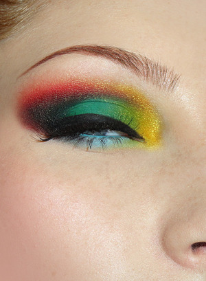 Using Lime Crime China doll palette. Purchase here: http://www.limecrimemakeup.com/idevaffiliate/idevaffiliate.php?id=1481