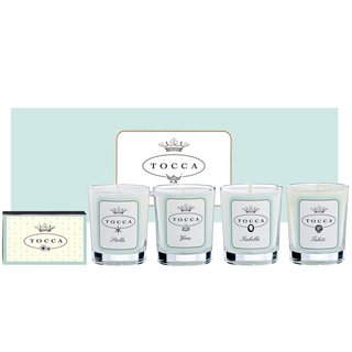 Tocca Beauty Candele De Viaggio Travel Candle Set