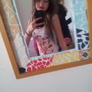 vampire make up ;)