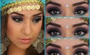 Mystical Gypsy Halloween Tutorial