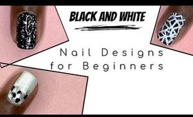 4 Nail Designs for Beginners
