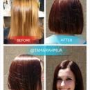 @tamarahmua Before and after
