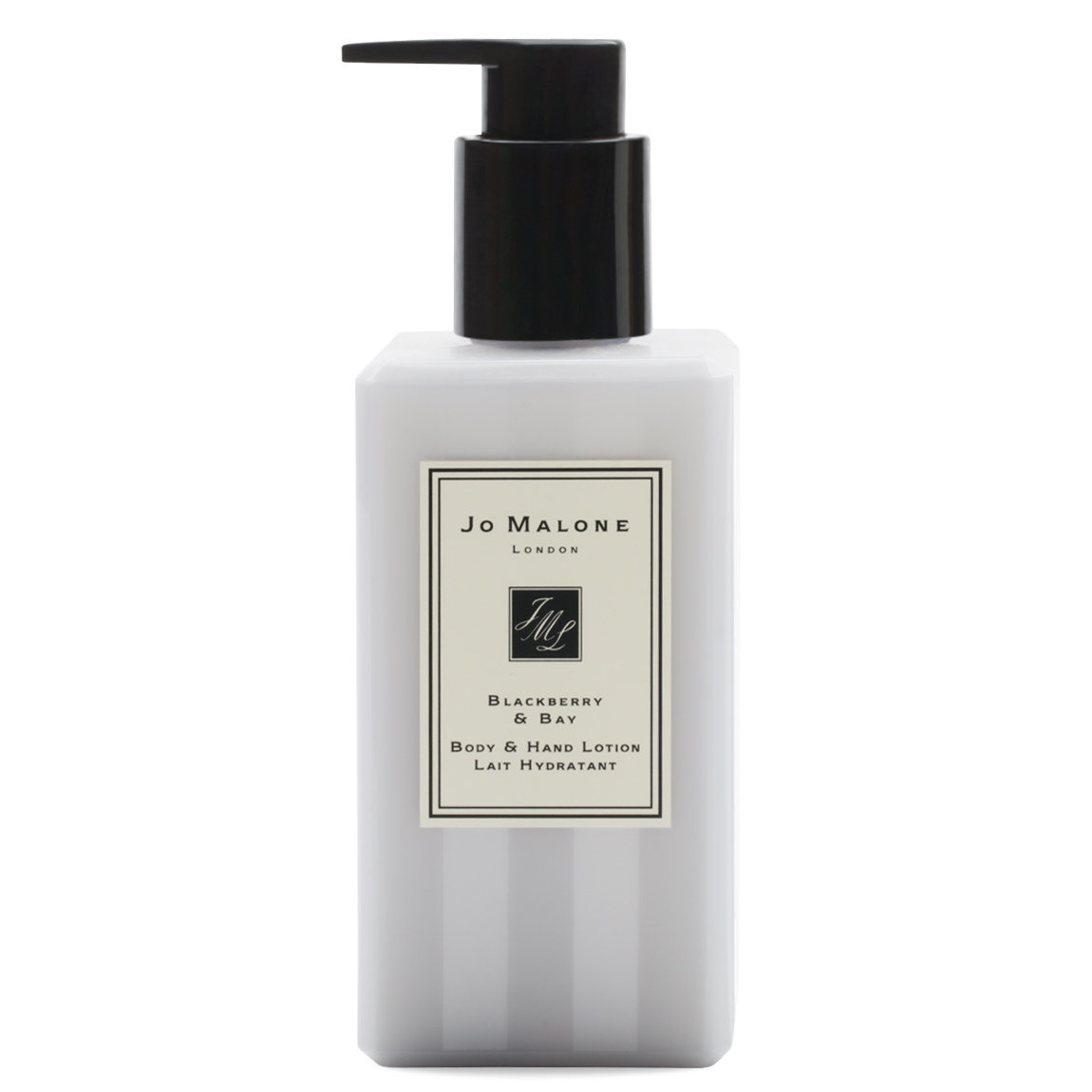 Jo Malone London Blackberry & Bay Body & Hand Lotion product smear.