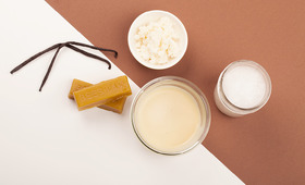 Indie Lee's DIY Vanilla Body Cream