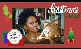 TUTORIAL: Too Faced Christmas Star Holiday Collection