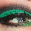 Green Cut Crease