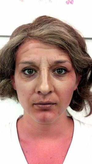 old age makeup application