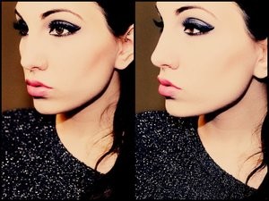 A great look to rock for a night on the town Tutorial is found on my channel  http://www.Youtube.com/ashaliinaaa