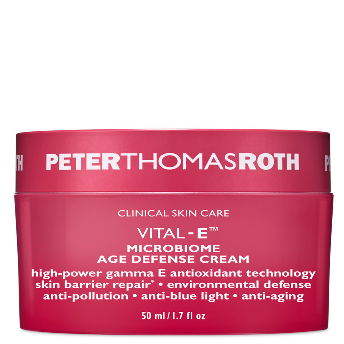 Peter Thomas Roth Vital E Microbiome Age Defense Cream alternative view 1 - product swatch.