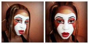 "Inspired by the Cirque du Soleil ""Kà"""
