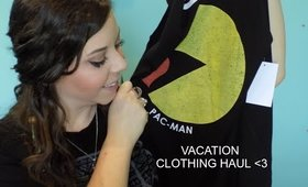 Vacation Clothing Haul